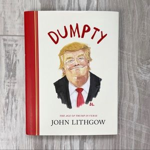 🛍3 for $25 🛍 Dumpty: The Age of Trump Hardcover